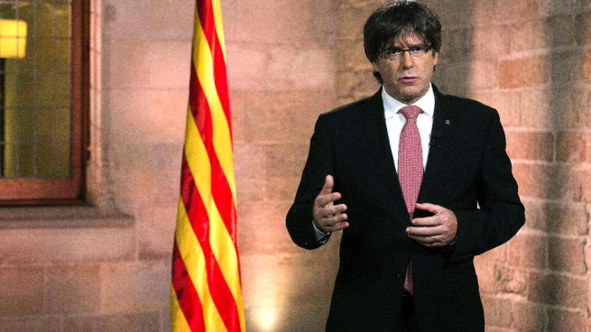 Carles Puigdemont discurso