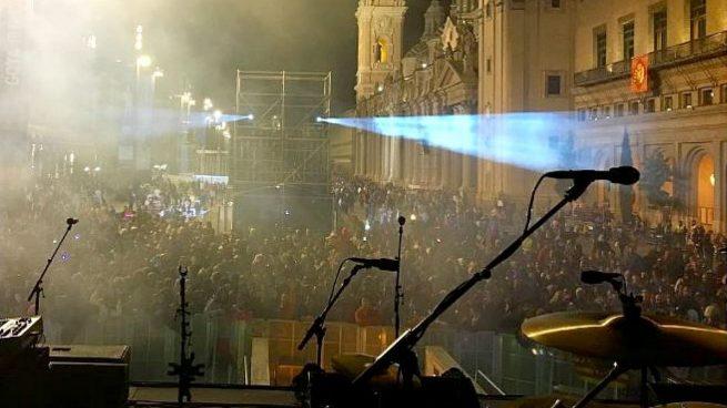 Conciertos Fiestas del Pilar