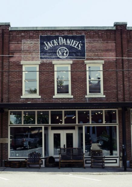 Destileria Jack Daniels