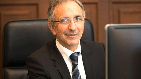 El alcalde de Granollers, Josep Mayoral.