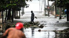 Efectos del huracán Irma (Foto: AFP).