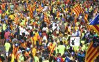 """El 'pásalo' de los mossos independentistas pide resistencia y obstaculizar a los """"policías españoles"""""""
