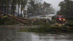 Efectos del huracán 'Irma' en Florida (Foto: AFP)