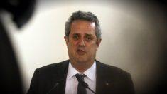 Joaquim Forn, consejero de Interior de la Generalitat.