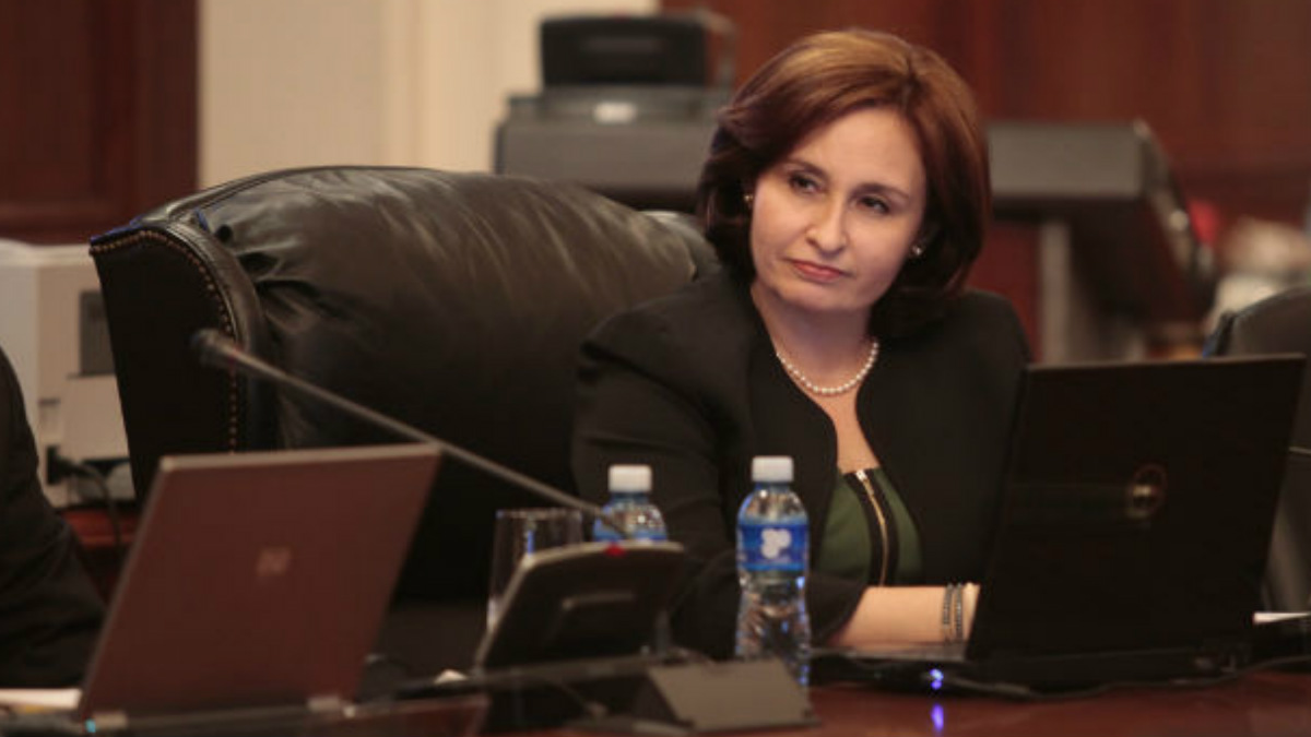La fiscal jefe de Panamá, Kenia Porcell