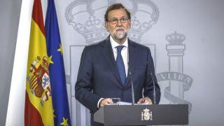 El presidente del Gobierno, Mariano Rajoy (Foto: Efe)