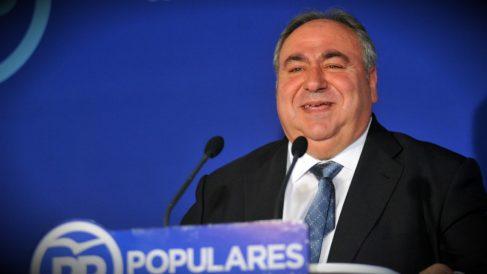 Vicente Tirado, secretario general del PP en Castilla-La Mancha.