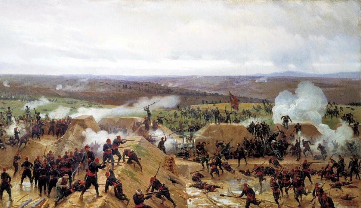 En la Batalla de Karánsebes, el ejército austriaco se atacó a sí mismo, creyendo luchar contra tropas otomanas.