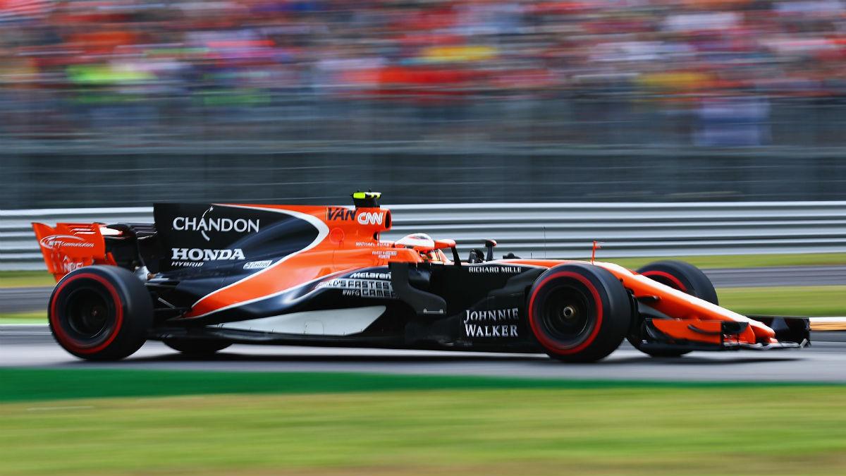 Honda ha anunciado la llegada de la nueva evolución de su motor para el Gran Premio de Japón. (Getty)