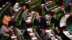 Parlamento de Túnez (Foto: AFP)