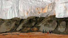 La verdadera razón por la que sangran los glaciares (3)