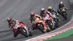 La temporada 2018 de MotoGP contará con 19 carreras, cuatro de ellas de nuevo en España y con el Gran Premio de Tailandia como principal novedad. (Getty)