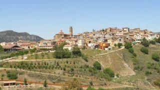 Municipio de Gratallops, situado en la provincia de Tarragona (Foto: Ayuntamiento de Gratallops)