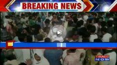 Se hunde un barco sobrecargado de pasajeros en la India, junto a Nueva Delhi.