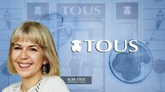 Alba Tous, presidenta de la compañía de joyas.