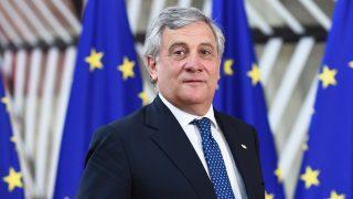 Antonio Tajani. (Foto: AFP)