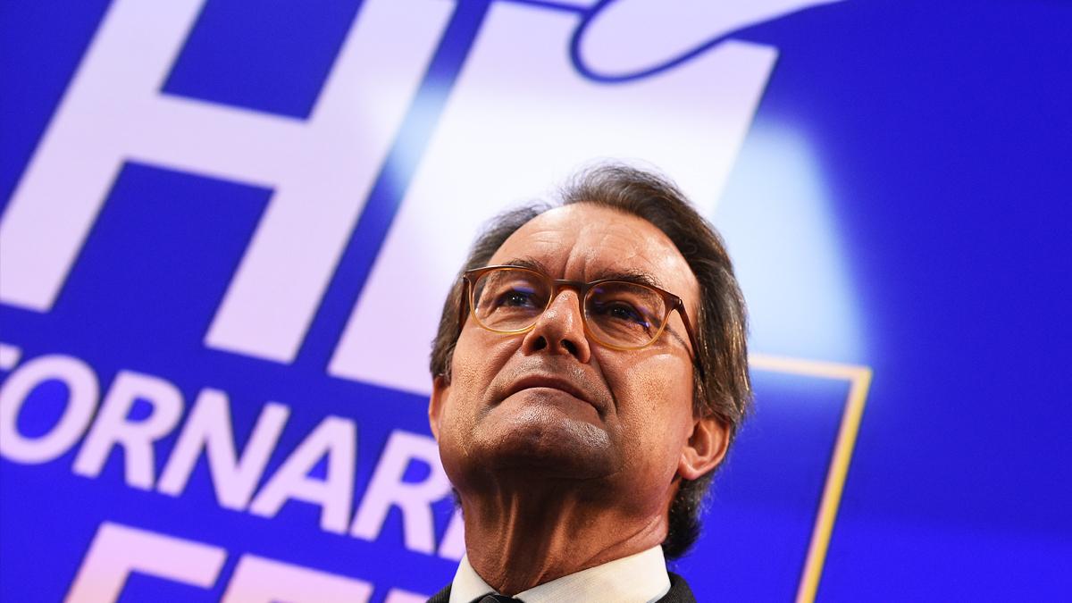 Artur Mas. (Foto: AFP)