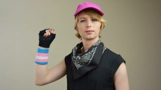 Chelsea Manning. (Foto: Twitter)