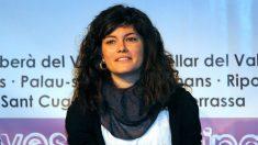 Elisenda Alamany, coordinadora de Comunicación de Catalunya en Comú.
