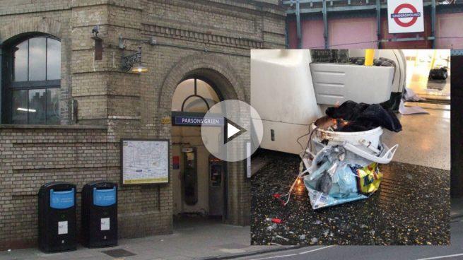 Atentado Metro Londres