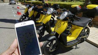 Una empresa de alquiler de motos eléctricas llega a Zaragoza.