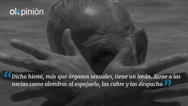 Pablo hiena Iglesias abraza la castidad