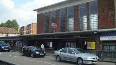 Estación londinense donde se llevó a cabo la redada