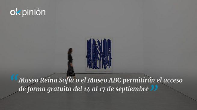 Septiembre es un mes de arte en Madrid