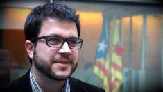 Pere Aragonès (ERC), vicepresidente de la Generalitat.