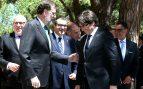"Puigdemont acusa a Rajoy de ser ""el guardián de la tumba"" de Franco"