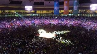 Acto de apertura en Tarragona