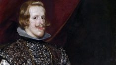 Felipe IV de España es conocido también como «el Grande» o «el Rey Planeta».