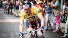Lance Armstrong, en uno de sus triunfos en el Tour de Francia.