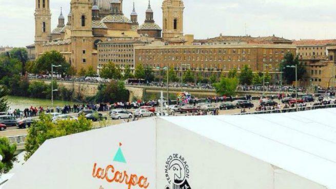 Carpa Aragón