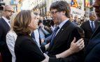 """Colau moviliza a los catalanes para """"defender en la calle"""" las pretensiones de los golpistas"""
