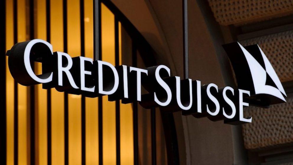 Oficina de Credit Suisse.