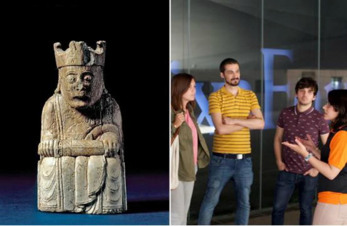 Exposición 'Los pilares de Europa' en CaixaForum: ocio familiar en las Fiestas del Pilar 2017