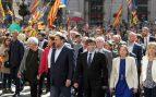 La Generalitat coacciona a los funcionarios para que se concentren en apoyo al 1-O