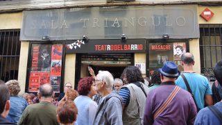 Teatro del Barrio (Foto: Francisco Toledo)