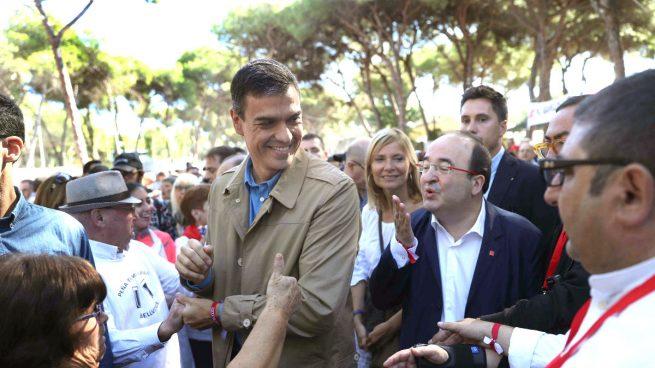 """Iceta llama a no participar en el 1-O: """"Es un montaje que divide a los catalanes"""""""