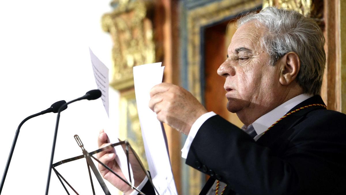 Juan Marsé en una imagen de 2009 (Foto: AFP).