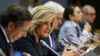 Fátima Báñez, ministra de Empleo (Foto: EFE)