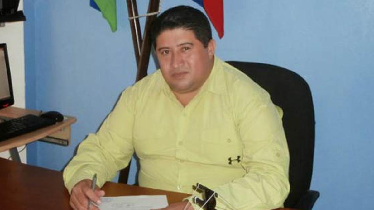 Carlos Andrés García.
