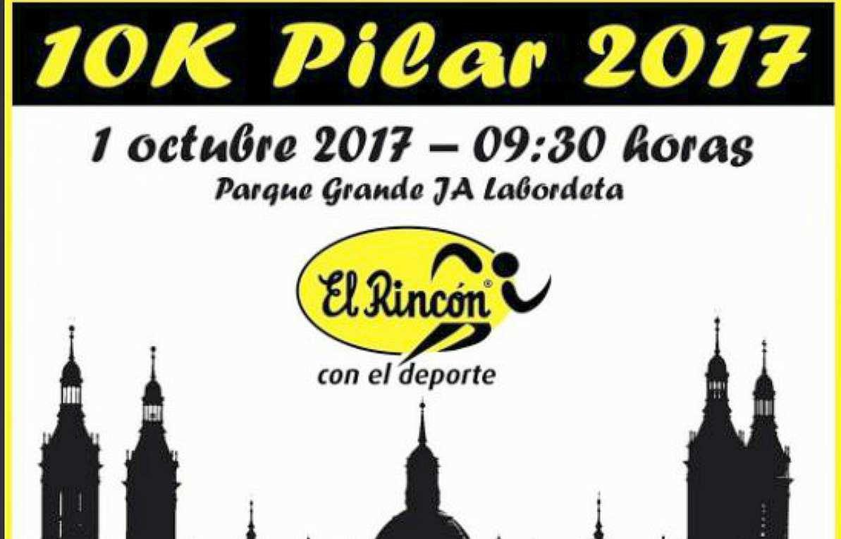 Carrera Fiestas del Pilar 2017