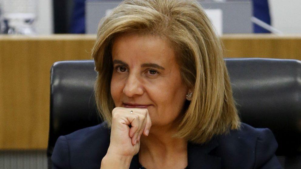 La exministra de Empleo, Fátima Báñez (Foto: EFE).