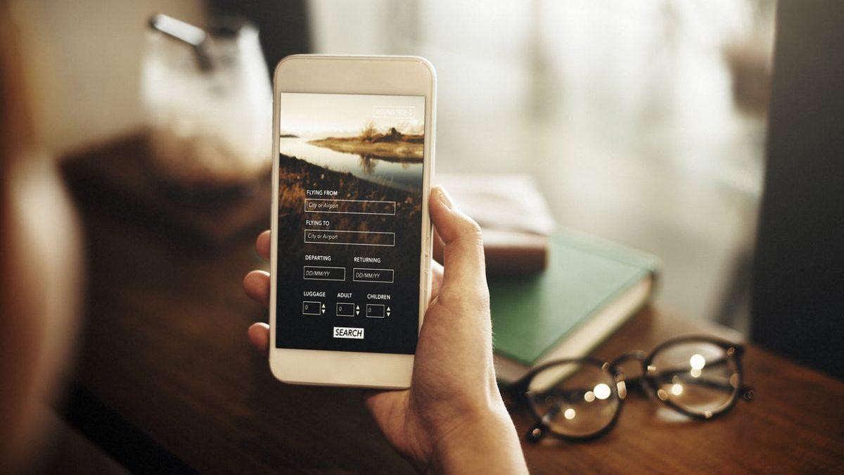 Comprando on line a través del smartphone. (Foto. Istock)