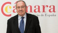 Jose Luís Bonet, presidente de la Cámara de Comercio de España y de Freixenet. (Foto. CCE)