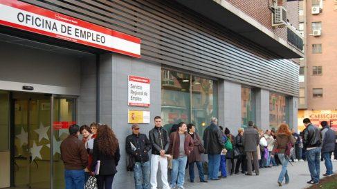 Oficina de Empleo en España. (Foto: Flickr)