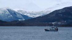 La costa de Noruega.