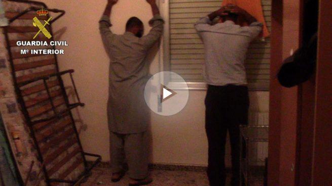 Detenido un pakistaní en Lérida con el que queda neutralizado un grupo «extremadamente radical»